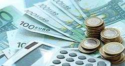 Imagen de billetes y monedas