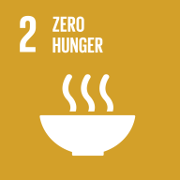 Goal 2. End hunger, achieve food security and improved nutrition and promote sustainable agriculture