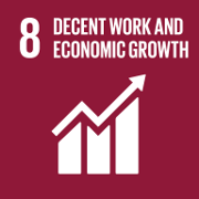 Goal 8. Promote sustained, inclusive and sustainable economic growth, full and productive employment and decent work for all