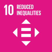 Goal 10. Reduce inequality within and among countries