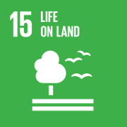 Goal 15. Protect, restore and promote sustainable use of terrestrial ecosystems, sustainably manage forests, combat desertification, and halt and reverse land degradation and halt biodiversity loss