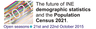 Conference: The future of INE demographic statistics and the Population Census 2021