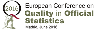 European Conference on Quality in Official Statistics (Q2016)
