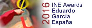 INE Awards, Eduardo García España