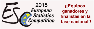Competición Estadística Europea 2018