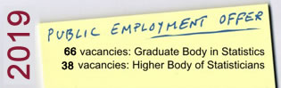 Public employment offer 2018