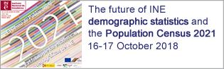 Seasons: The future of INE demographic statisics...